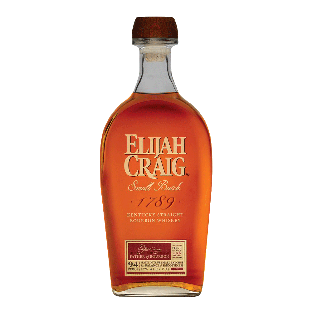 Spirits Elijah Craig Small Batch Bourbon 375ml