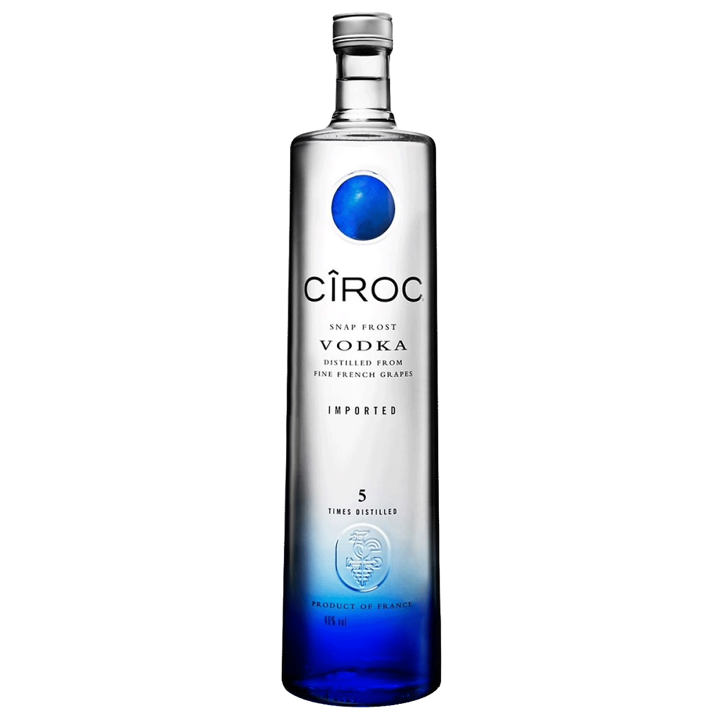 Spirits Ciroc Vodka Snap Frost