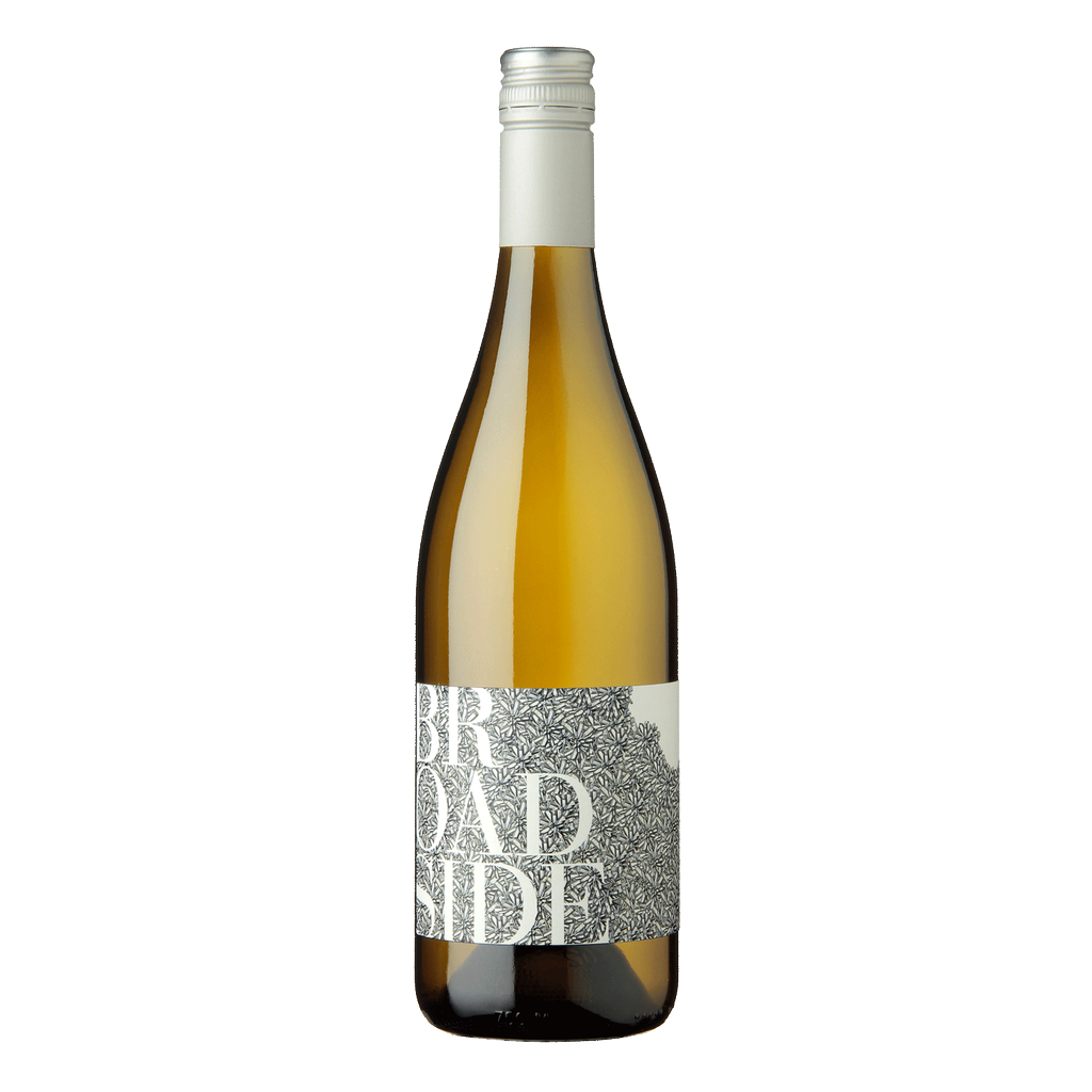Wine Broadside Edna Valley Chardonnay Wild Ferment 2018