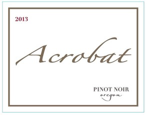 Wine Acrobat Winery Pinot Noir Oregon 2017