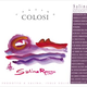 Wine Cantine Colosi Salina Rosso 2017