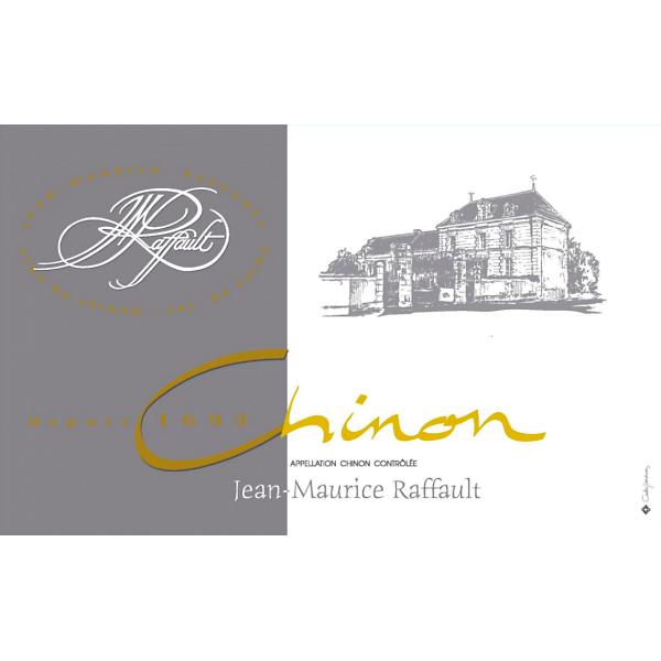 Wine Jean Maurice Raffault Chinon Rouge 2017