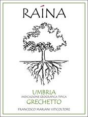 Wine Raina Umbria Grechetto 2018