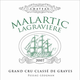 Wine Ch. Malartic Lagraviere Pessac-Léognan Blanc 2015