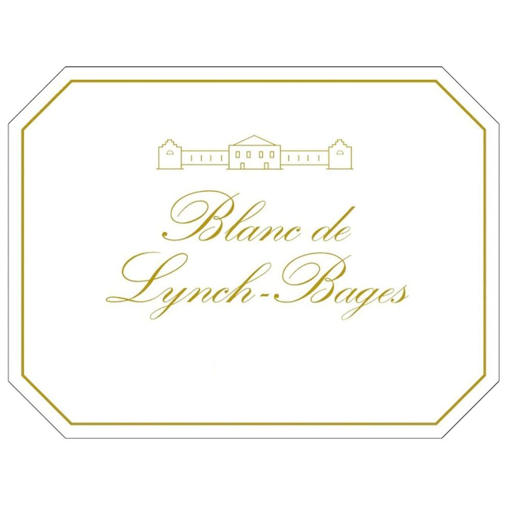 Wine Blanc de Lynch Bages 2017