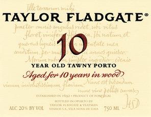 Wine Taylor Fladgate 10 Year Tawny Porto