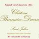 Wine Ch. Branaire Ducru 2011