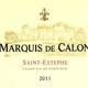 Wine Marquis De Calon 2014