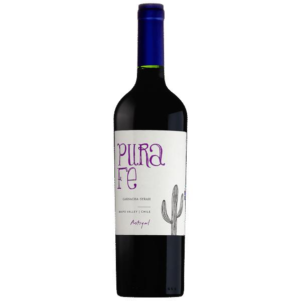 Wine Pura Fe Garnacha Syrah Alto del Maipo 2017