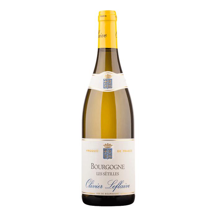 Wine Olivier Leflaive Bourgogne Les Setilles 2018