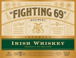 Spirits The Fighting 69th Regiment Irish Whiskey