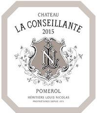 Wine Chateau La Conseillante Pomerol 2015