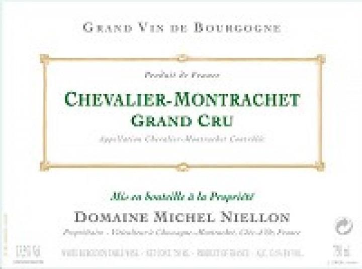 Wine Michel Niellon Chevalier Montrachet Grand Cru 2018