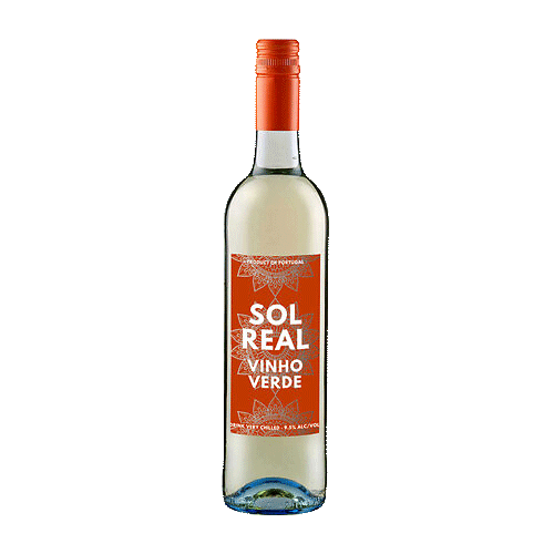 Wine Sol Real Vinho Verde White 2019