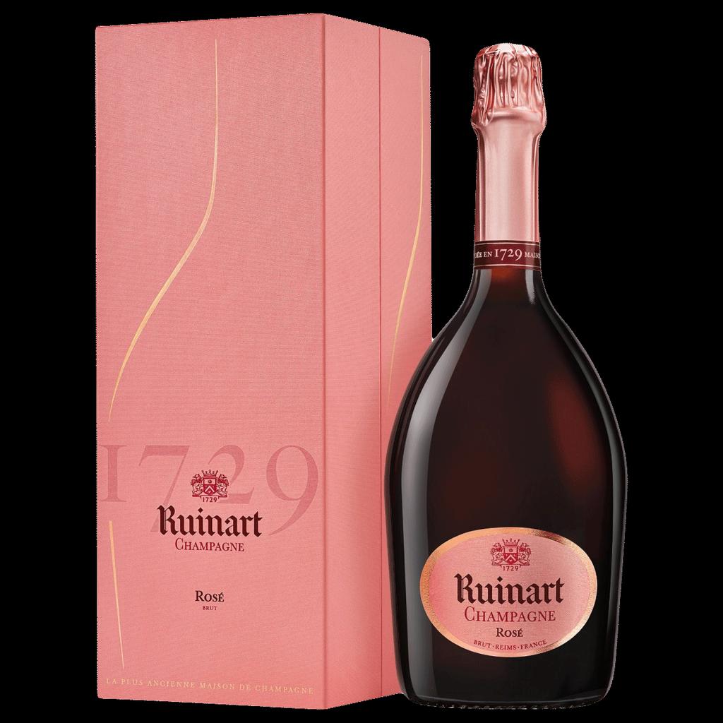 Sparkling Ruinart Champagne Brut Rose