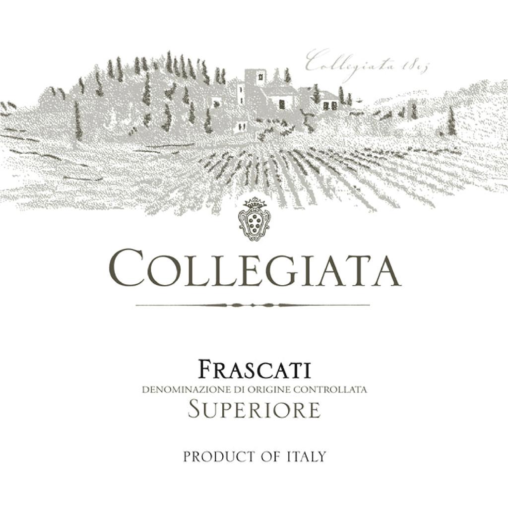 Wine Collegiata Frascati Superiore 2018