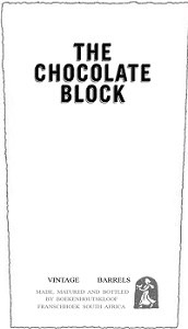 Wine The Chocolate Block 2018