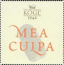 Wine Kogl Mea Culpa Pinot Gris 2017