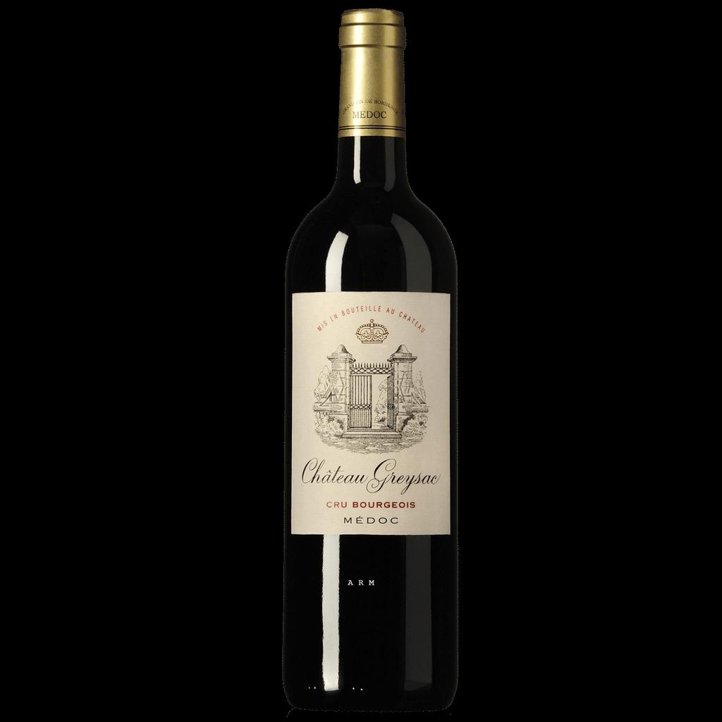 Wine Chateau Greysac Medoc 2010 6L