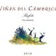 Wine Vinas del Cambrico Rufete Villanueva 2016