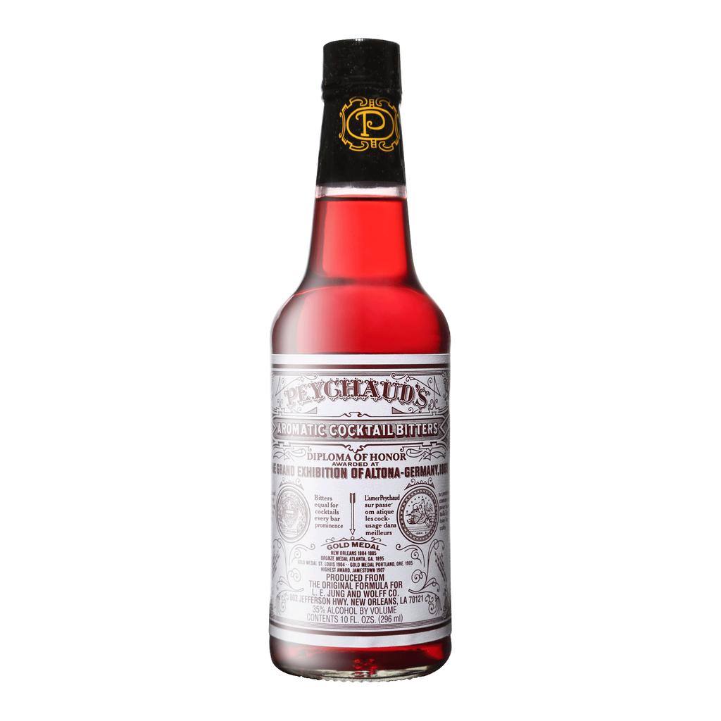 Spirits Peychaud's, Aromatic Cocktail Bitters 10 oz
