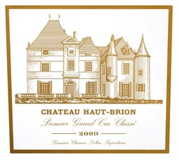 Wine Chateau Haut Brion 2009