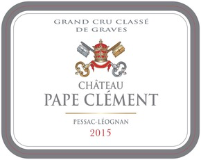 Wine Chateau Pape Clement 2015