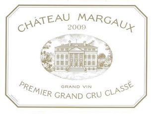 Wine Chateau Margaux 2009