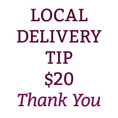 Local Delivery Tip $20