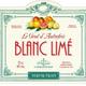 Sparkling Ducourt Estates Blanc Lime Sparkling