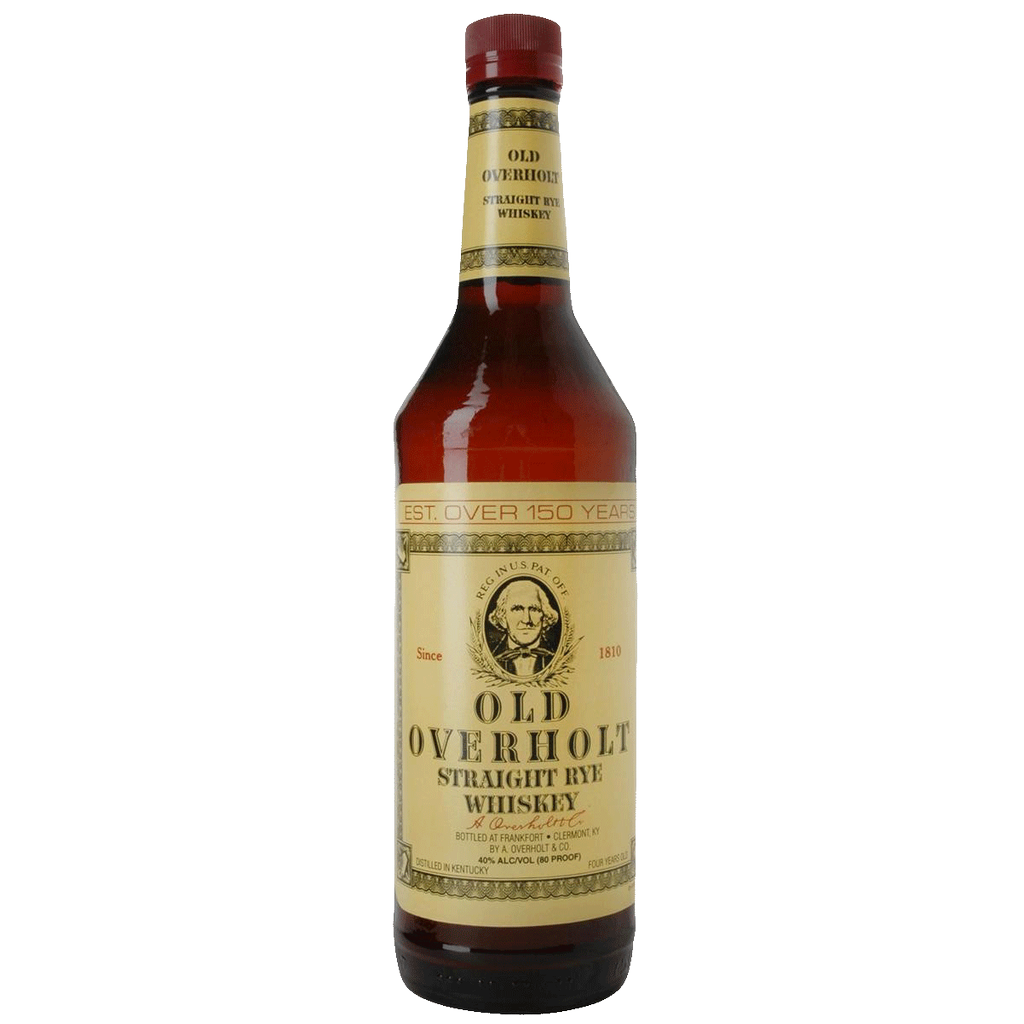 Spirits Old Overholt Straight Rye 86