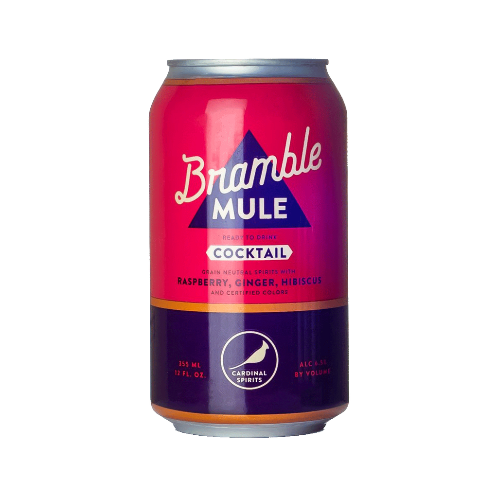 Spirits Cardinal Spirits, Bramble Mule Can 355ml