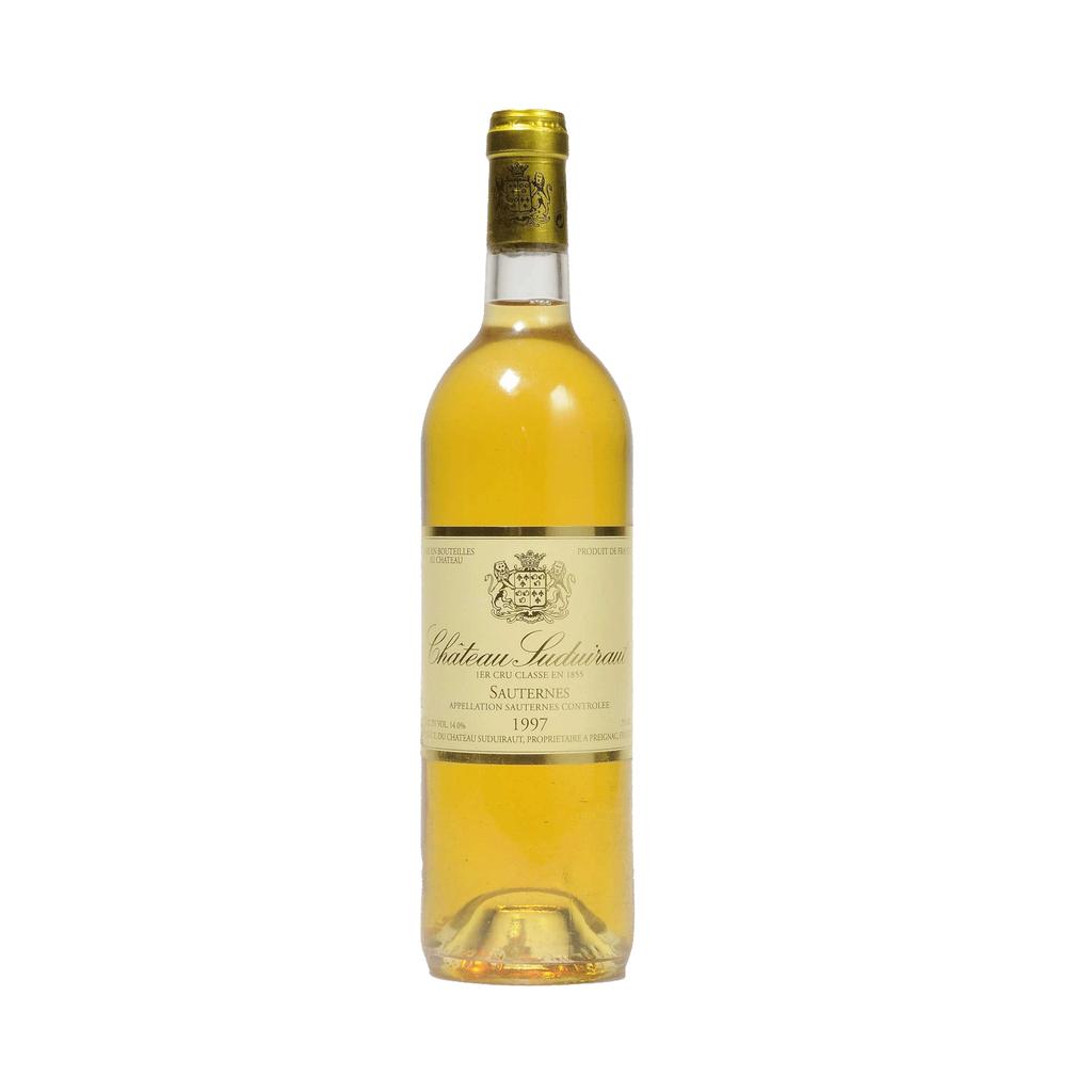 Wine Chateau Suduiraut Sauternes Premier Cru 1997