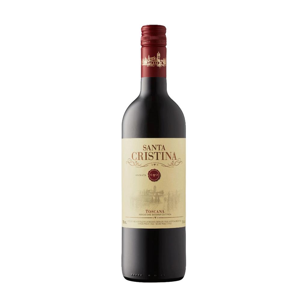 Wine Antinori Santa Cristina Rosso Toscana
