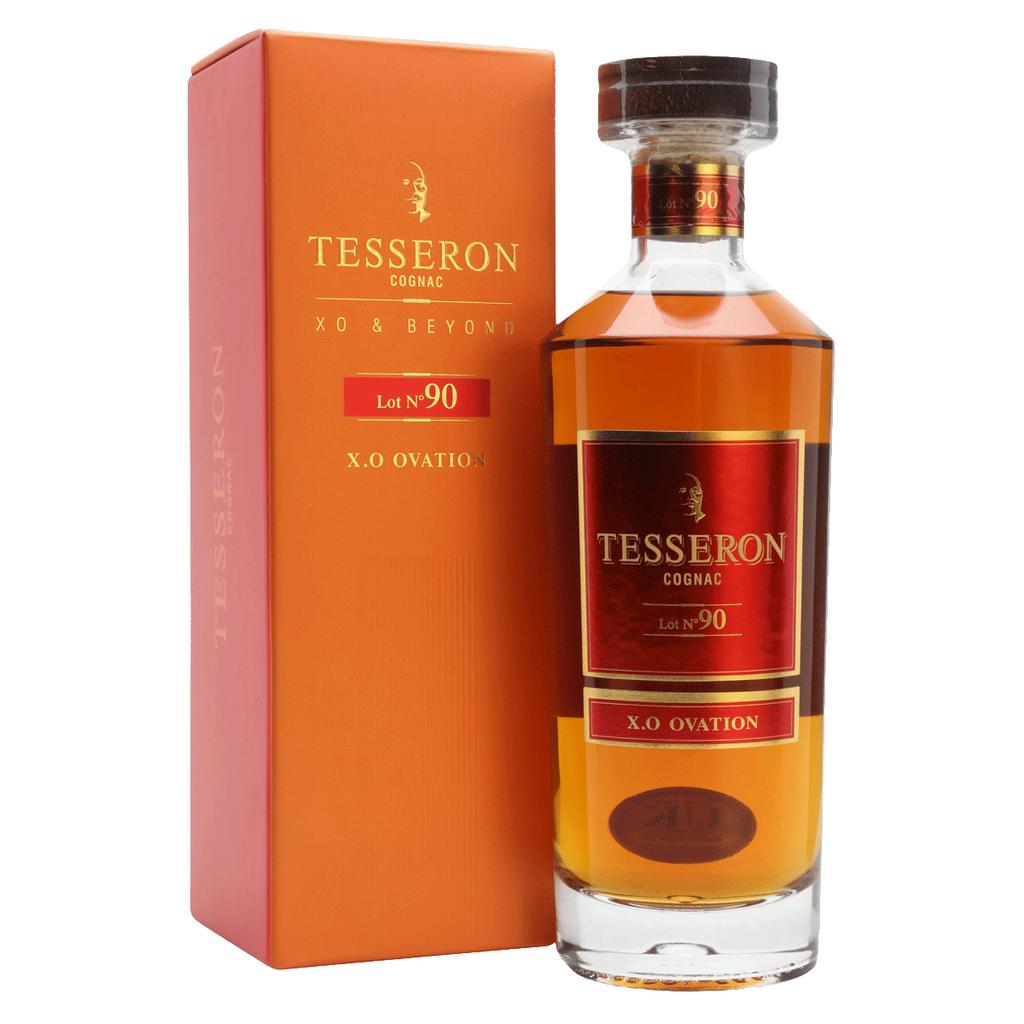 Spirits Tesseron Cognac XO Ovation Lot 90 (1990)