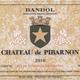 Wine Chateau de Pibarnon Bandol Rose 2019