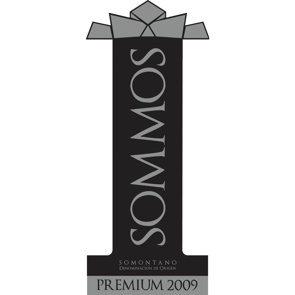 Wine Sommos Premium Las Bas Somontano 2009