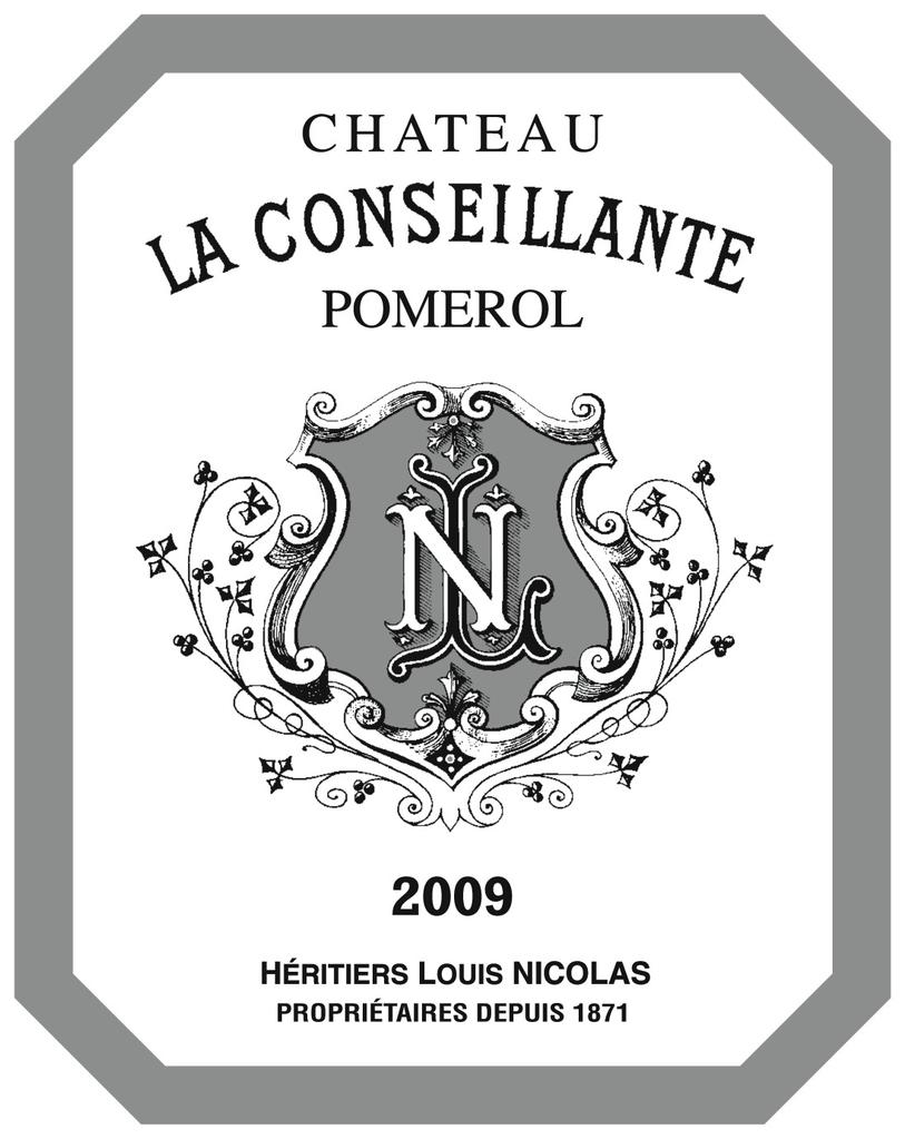 Wine Ch. La Conseillante 2009