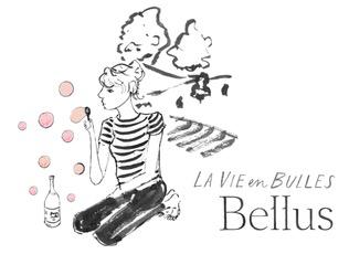 Sparkling Bellus La Vie en Bulles Sparkling Rose 2016