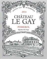 Wine Ch. Le Gay 2012