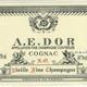 Spirits A.E. XO Fine Champagne Cognac