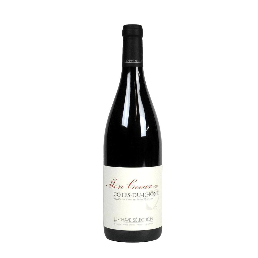 Wine Domaine Jean-Louis Chave Cotes du Rhone Mon Coeur 2018