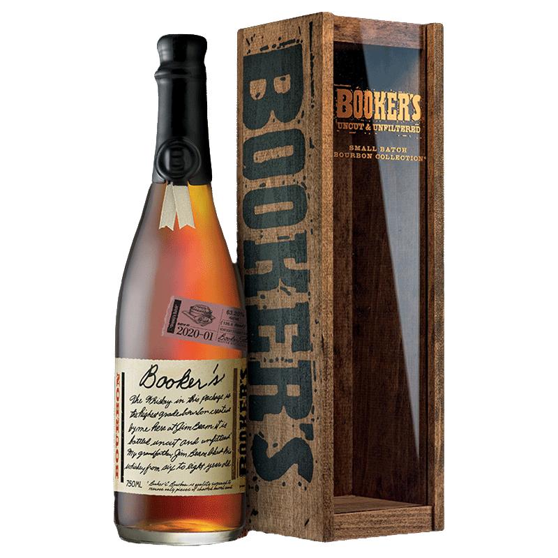 Spirits Bookers Small Batch Bourbon