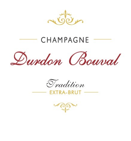 Sparkling Champagne Durdon Bouval Extra Brut Tradition