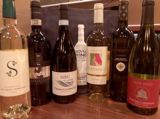 Wine New Arrivals 6 bottles Assorted Classic White Varietals We Love 6pack