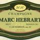 Sparkling Marc Hebrart Champagne Premier Cru Brut Special Club 2014