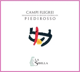 Wine La Sibilla Campi Flegrei Piedirosso 2018