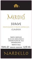 Wine Nardello Soave Classico Meridies 2019