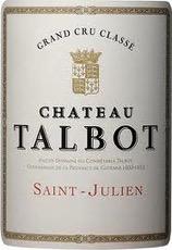 Wine Chateau Talbot 2012