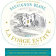 Wine La Forge Estate Sauvignon Blanc 2017